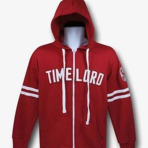 Time Lord Hoodie Doctor Who